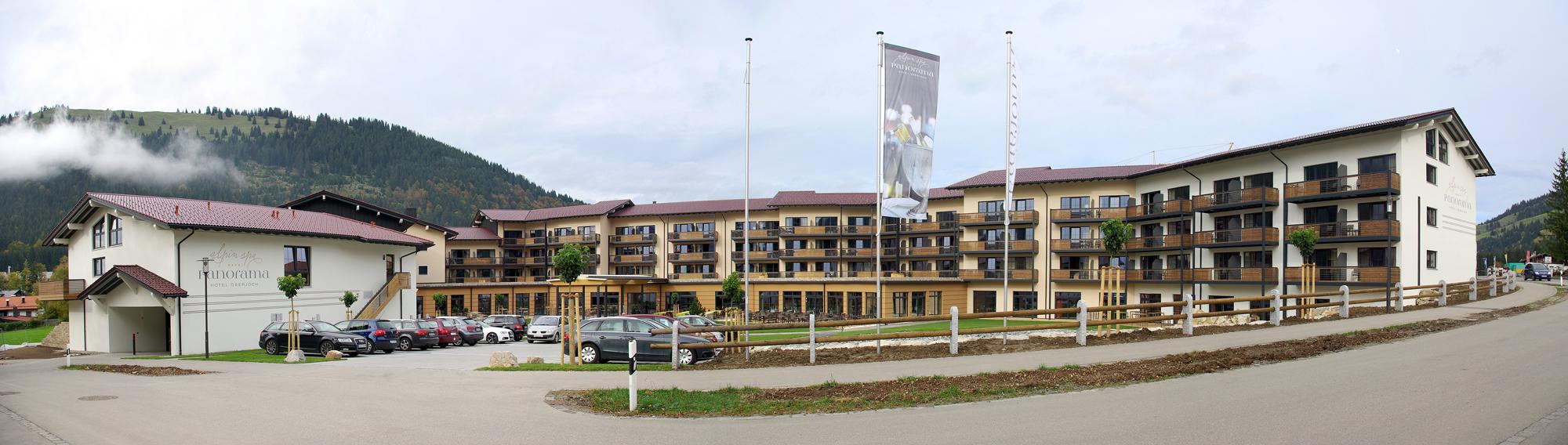 Alpin Spa Hotel Oberjoch