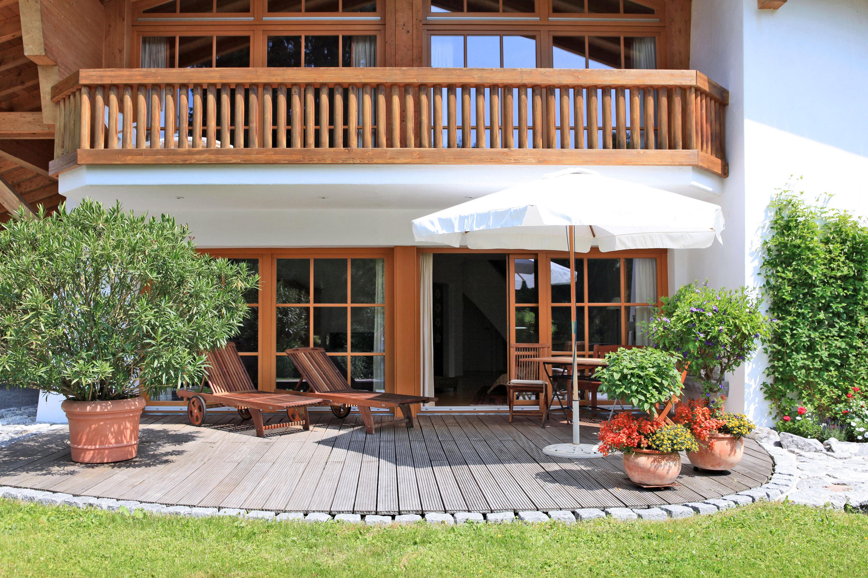Italienische Terrassengestaltung: Sitzen Im Garten Und Terrasse ... Terrassengestaltung Tipps