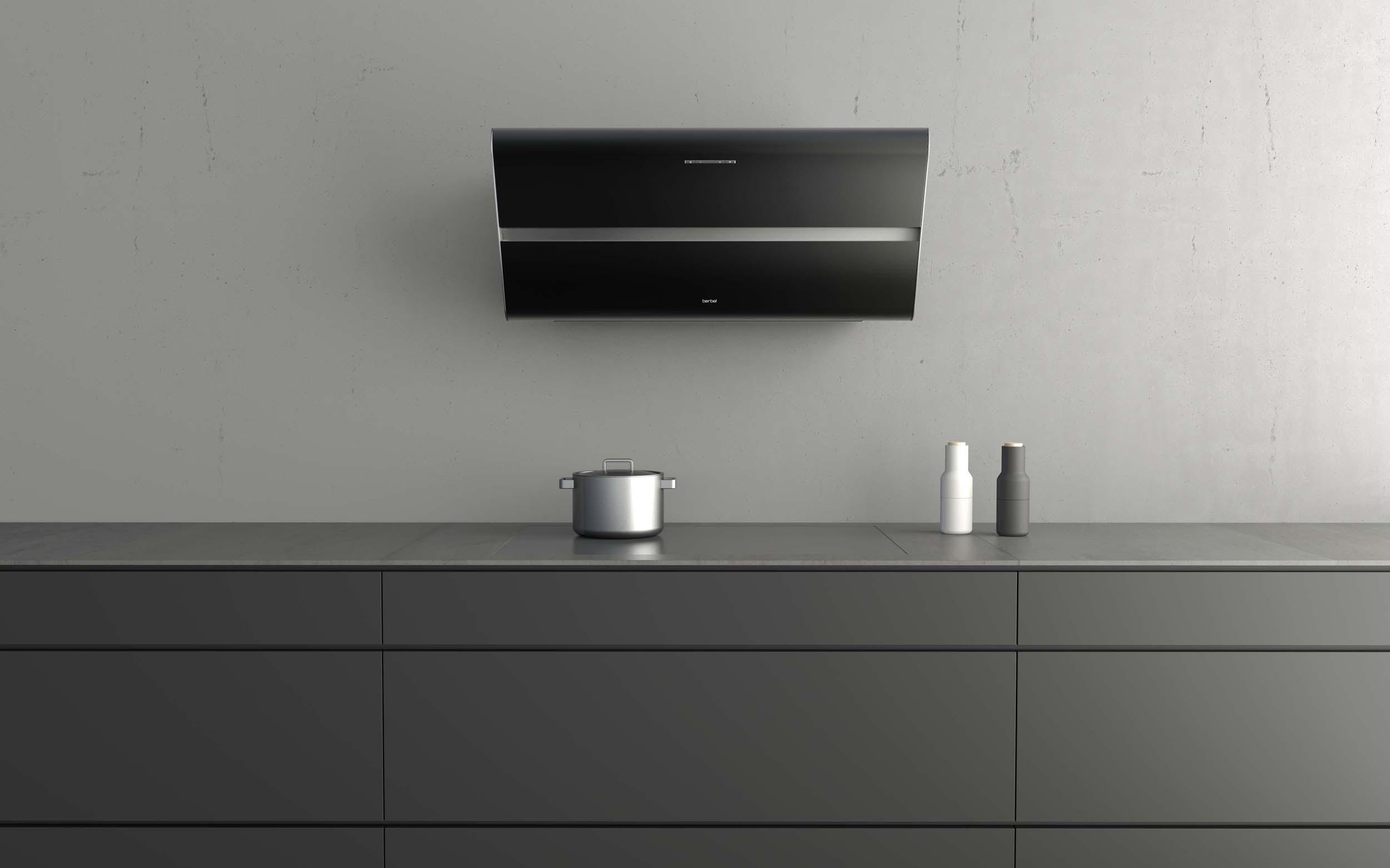leistungsstarke dunstabz ge ohne kamin. Black Bedroom Furniture Sets. Home Design Ideas