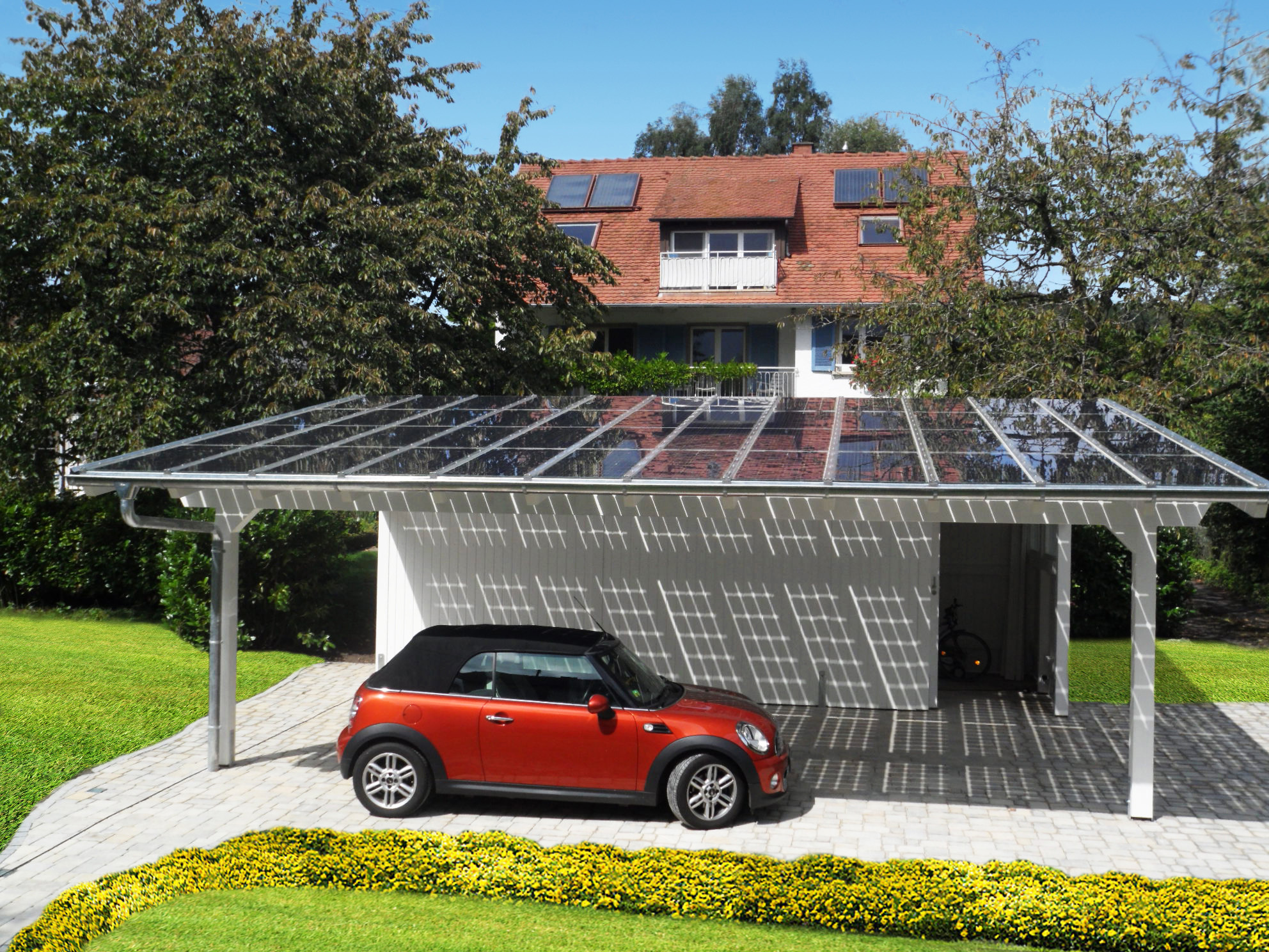 Astounding Solarterrassen Collection Of Pattern