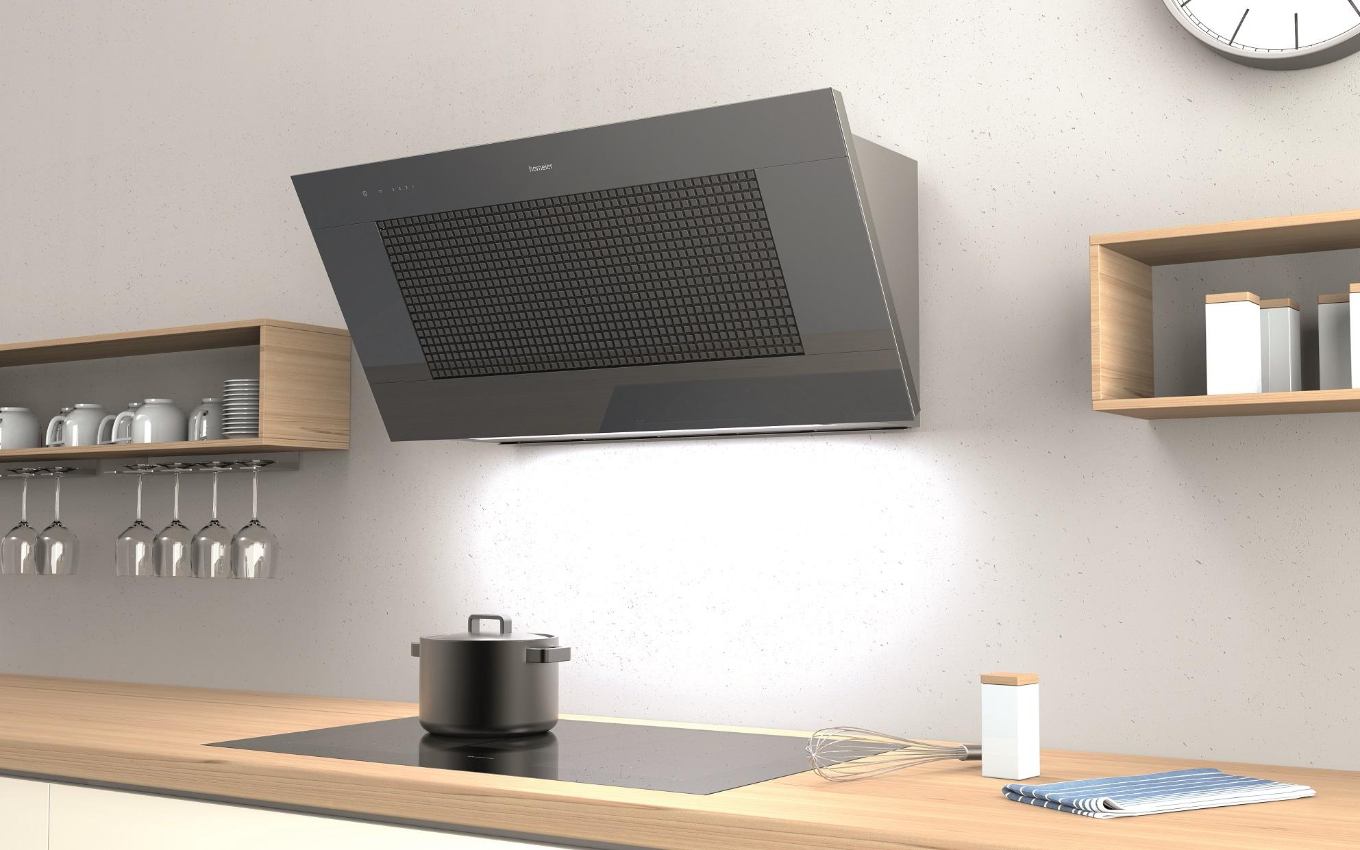 kopffreiheit beim kochen. Black Bedroom Furniture Sets. Home Design Ideas