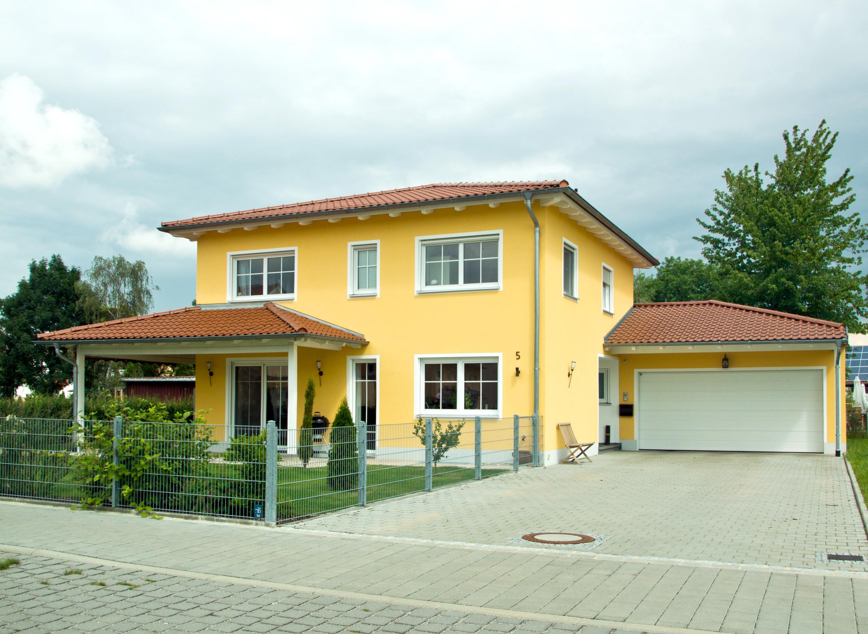 Hausbau mit oder ohne garage for Haus mit garage