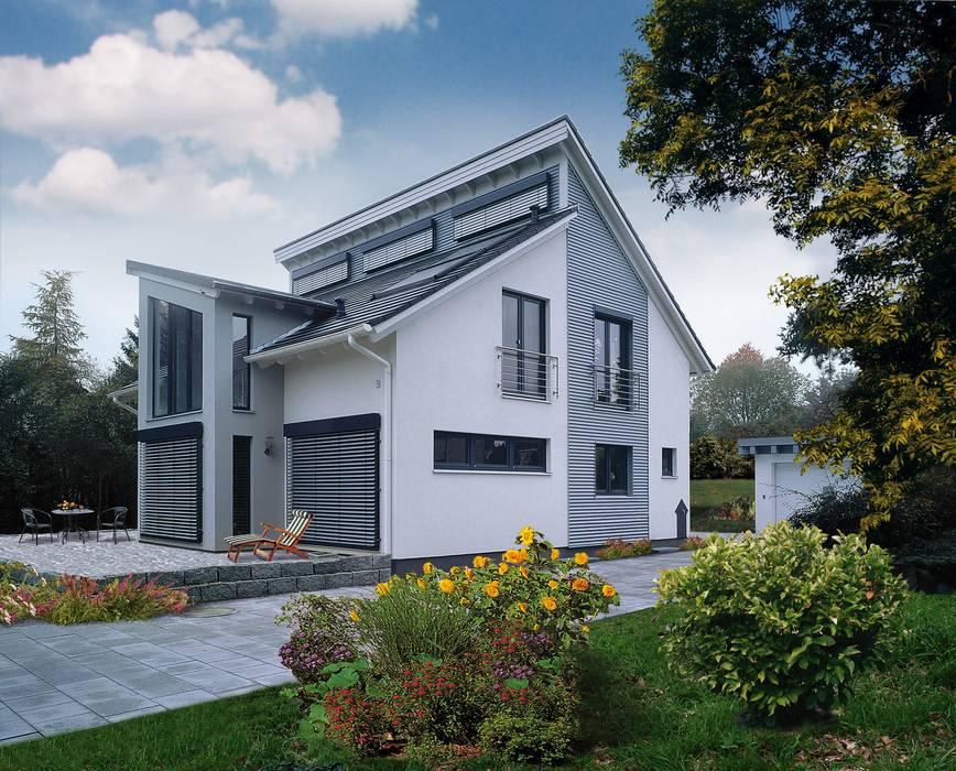 Modernes Architektenhaus mit Flair
