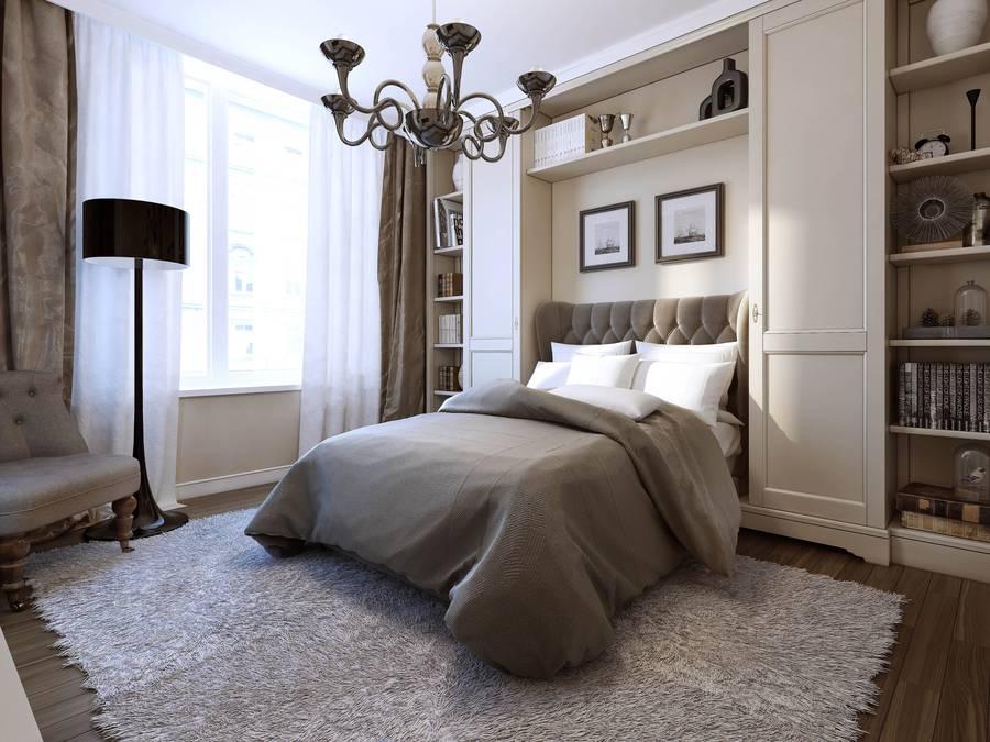 lichtkonzept schlafzimmer, atmosphäre im schlafzimmer, Design ideen