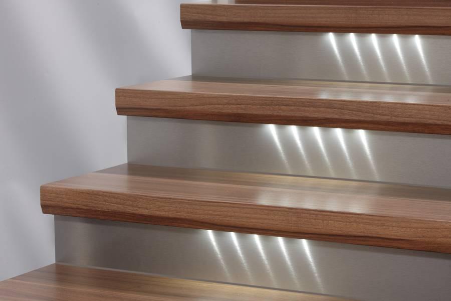 Beleuchtung Treppe alte treppen in neuem licht