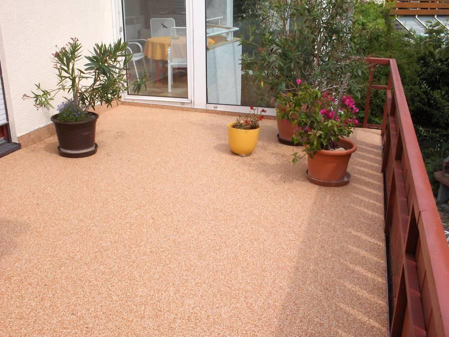 Bodenbeläge garten  Dekorativer Bodenbelag für Haus und Garten