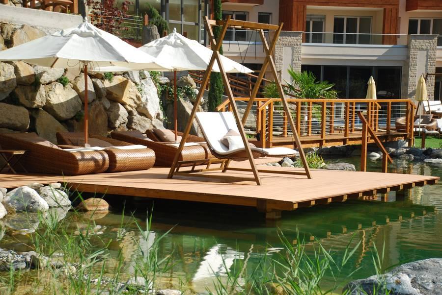 Terrasse Alternative Zu Holz ~ Resysta ist ein nachhaltiges Material, das aus Reishülsen