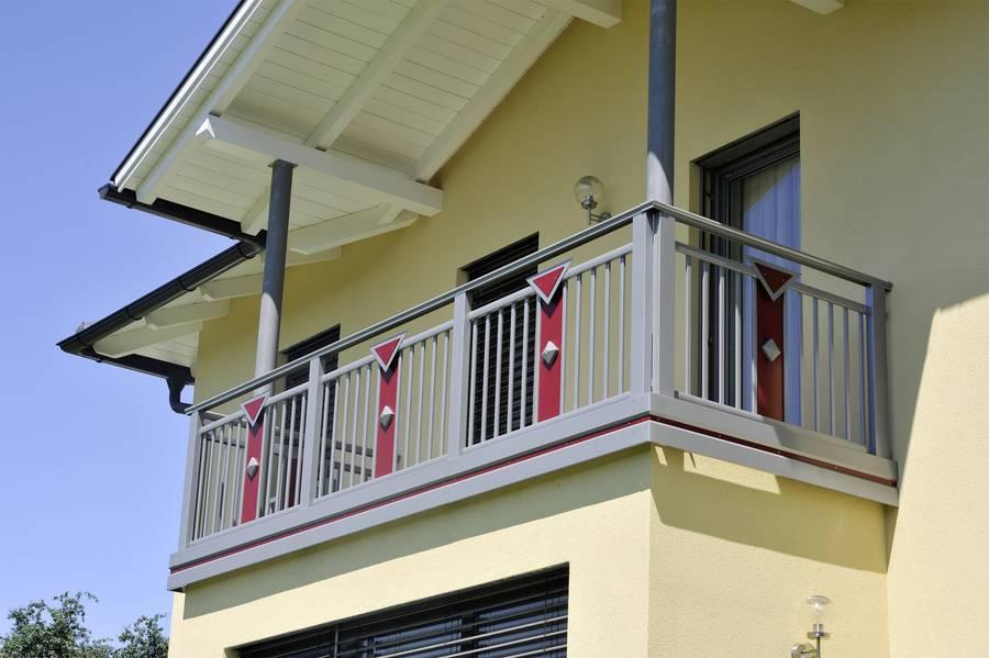 pflegeleicht dank beschichtung langanhaltende freude am alu balkon. Black Bedroom Furniture Sets. Home Design Ideas