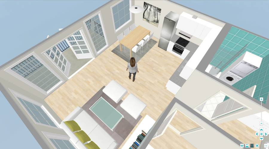 3d raum planer stunning d raumplaner online d raumplaner. Black Bedroom Furniture Sets. Home Design Ideas