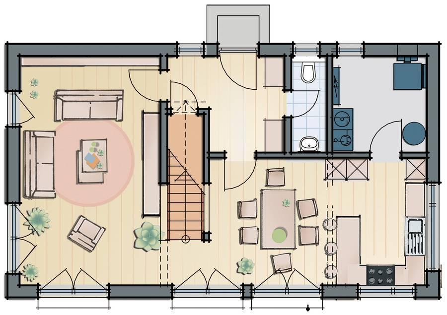 jubil umspreise bei haas fertigbau. Black Bedroom Furniture Sets. Home Design Ideas