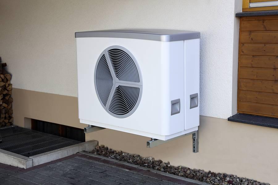 Wärmepumpen ersetzen alte Öl- und Gaskessel