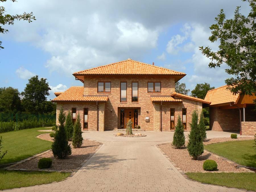Mediterrane Dachgestaltung