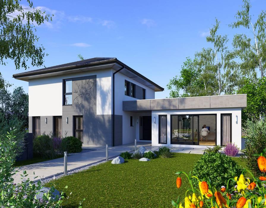 Das familienhaus planen for Energiekonzept haus