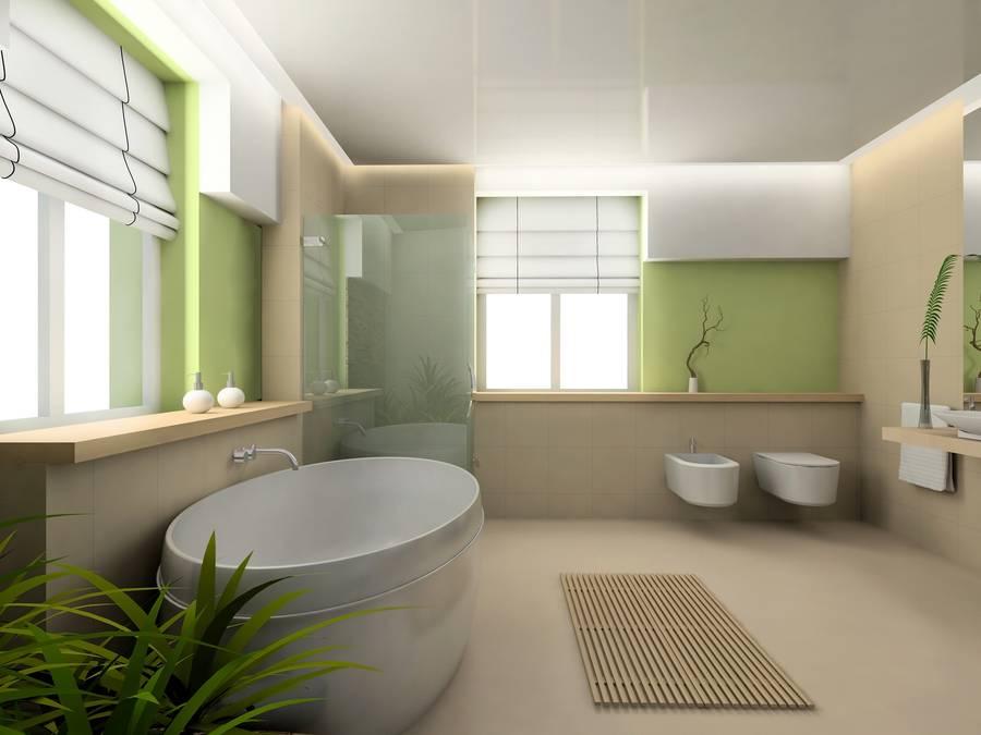 badezimmer neu | huboonline, Badezimmer