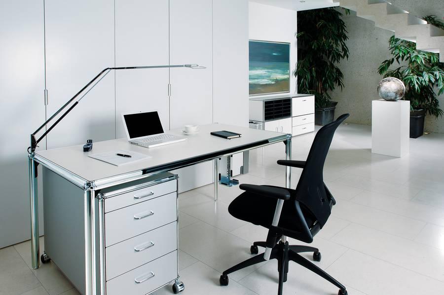 Modernes arbeitszimmer  Das Arbeitszimmer wird wohnlich