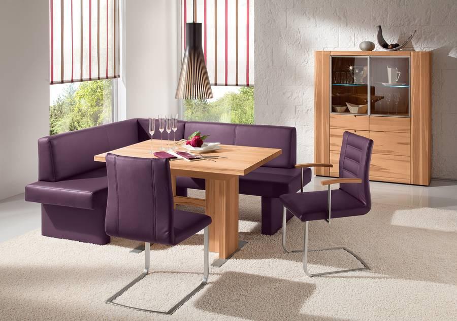Eckbank Küche Design ~ Die Sitzbänke von Wössner verfügen alle über einen Polsteraufbau