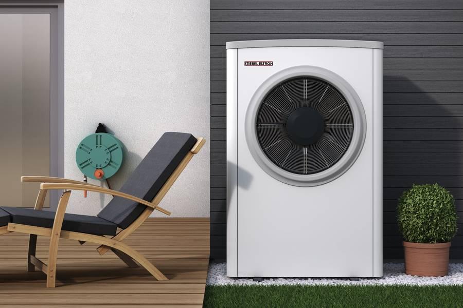 intelligente w rmepumpe leistung nach bedarf. Black Bedroom Furniture Sets. Home Design Ideas