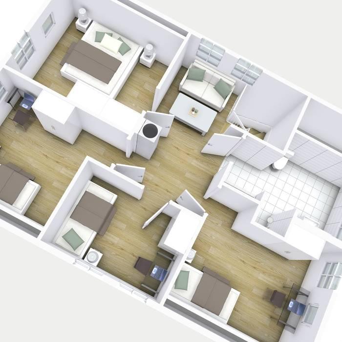 neuer 3d raumplaner wohnideen einfach visualisieren. Black Bedroom Furniture Sets. Home Design Ideas