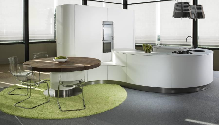 designbesonderheit runde küche
