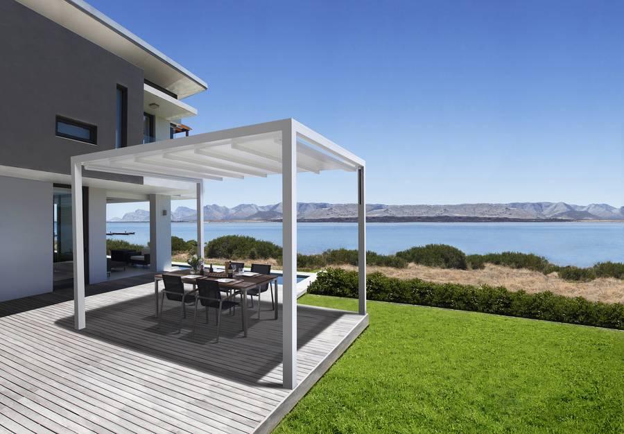 Exklusive Optik F R Moderne Terrassen