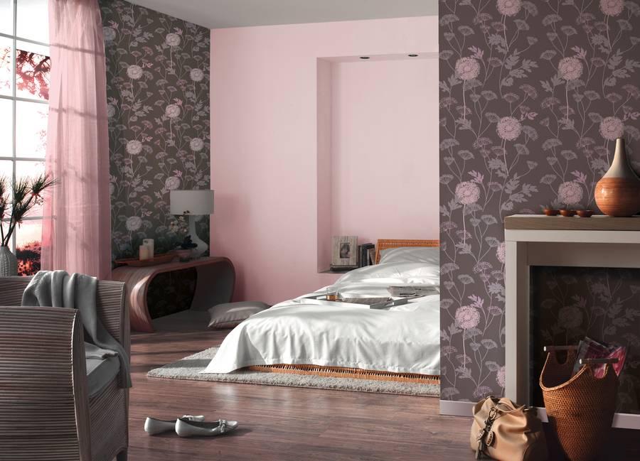Wandgestaltung Mit Tapeten Bilder : Pin Wandgestaltung Mit Farben Tapeten Und Dekoelementen Tipps Und